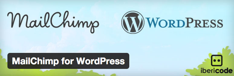 MailChimp for WordPress Plugin for Band Websites