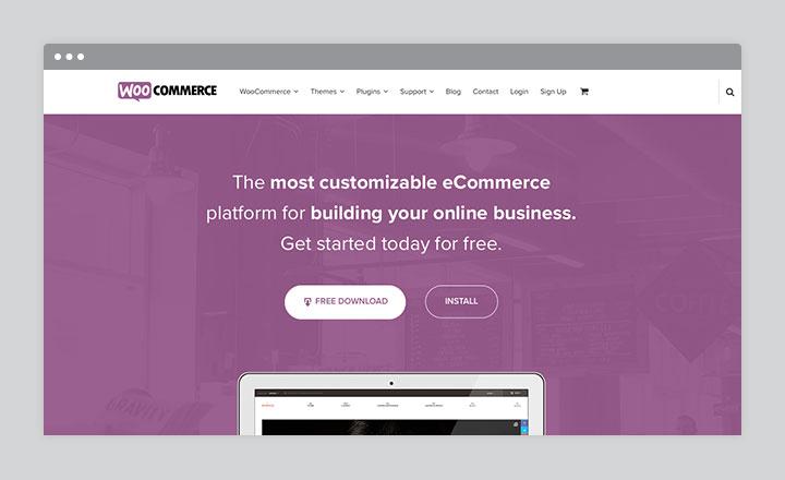 WooCommerce Banner
