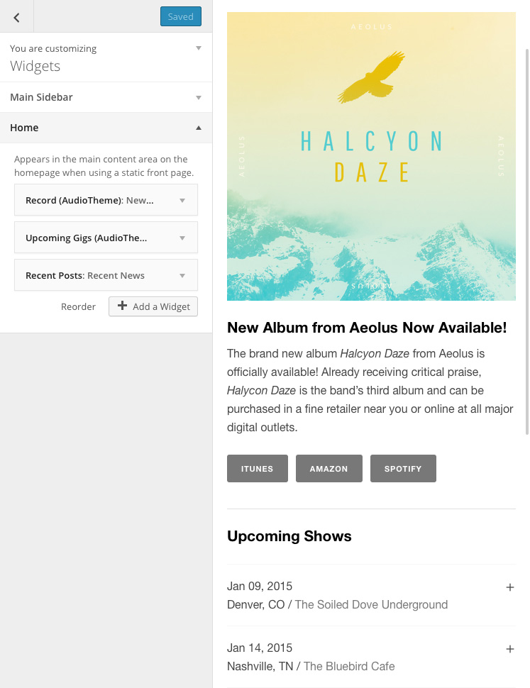 home-page-widgets