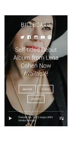 Billboard - Landing Page / Coming Soon Plugin for WordPress