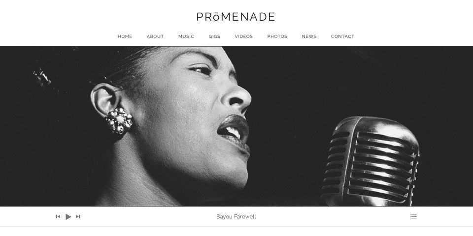 Introducing Promenade