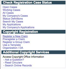 How to Copyright Music Register New Claim
