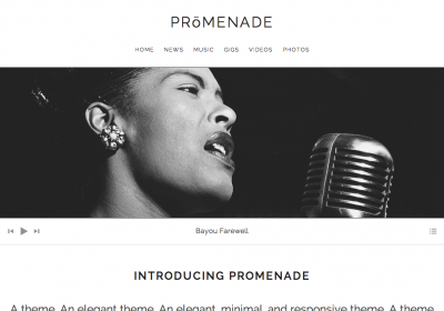 Promenade Screenshot