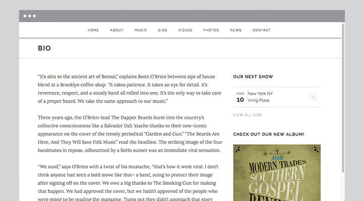 custom-sidebar-wordpress-page